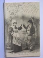 LES CHANSONS DE BOTREL ILLUSTREES - 343 - PAR LE PETIT DOIGT - DOS SIMPLE - 1903 - Musique