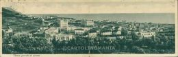 Savona Pietra Ligure Doppia Cartolina QT1093 - Savona
