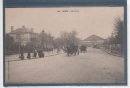BREST , LES GARES - Brest