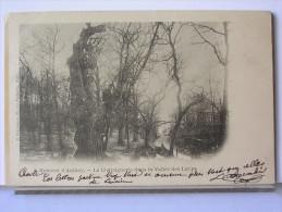 93 - HAMEAU D'AULNAY - LA CHATAIGNERAIE DANS LA VALLEE DES LOUPS - ANIMEE - DOS  SIMPLE - 1902 - Aulnay Sous Bois