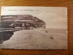 Carte Postale Criel-Plage Oblitérée 1933 - Criel Sur Mer