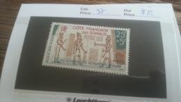 LOT 248410 TIMBRE DE COLONIE  SOMALISE NEUF** N�37 VALEUR 12 EUROS  LUXE