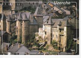 UZERCHE (19-Corrèze),Le Château Pontier, Ed. Tépec - Uzerche