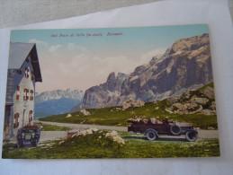 SUL PASSO DI SELLA DINTORNI AUTO - Bolzano (Bozen)