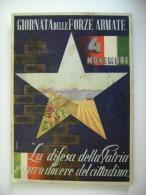 1949  GIORNATA DELLE FORZE ARMATE MILITARE  TARANTO   VIAGGIATA COME DA FOTO  ITALIE ITALY - Equipment