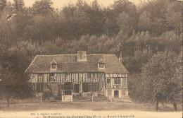 St Sylvestre De Cormeilles Manoir D Angerville - Andere Gemeenten