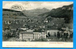 AVR159, Feldkirch Vorarlberg, Circulée 1905 - Feldkirch