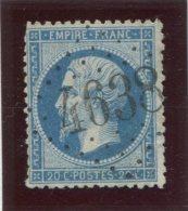 !!! GC 4638 GEMENOS (BOUCHES DU RHONE) UN ANGLE JUSTE - 1849-1876: Classic Period