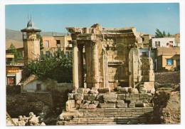 Liban--BAALBECK--Temple De Vénus Cpsm  15 X 10  éd Telko Sport - Liban