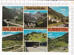 SALZBURG  KARNTEN  -   Tauernautobahn  -  Multi Vues - Sonstige