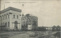 Houdeng -Cour Du Charbonnage Du Bois-du-luc - Non Classés