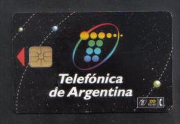 ARGENTINA  CHIP PHONECARD - 1996  / 500.000 - Argentinien