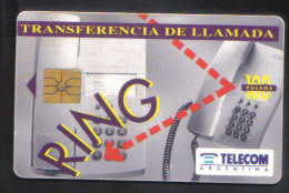 ARGENTINA  CHIP PHONECARD - 1995  / 250.000 - Argentinien