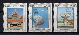 CAMBODGE, 1972, SPACE - Asia