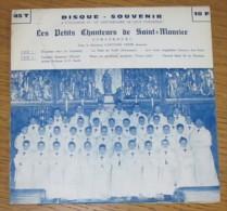 Disque 232 Vinyle 45 T Les Petits Chanteur De Saint Maurice Strasbourg - Religion & Gospel
