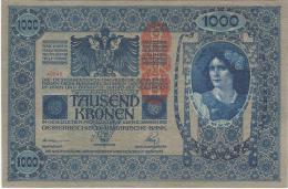 AUSTRIA 1000 KRONEN 1902 PICK 59 UNC - Autriche