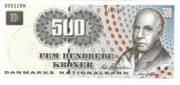 DENMARK 500 KRONER 2006 PICK 63 UNC - Denmark
