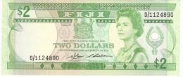 FIJI 2 DOLLARS 1983/84 PICK 82a AU/UNC - Fiji