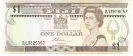 FIJI 1 DOLLARS 1987 PICK 86a AUNC - Fiji