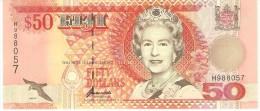 FIJI 50 DOLLARS 1996 PICK 100a UNC - Fiji