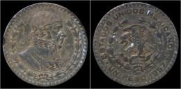 Mexico 1 Peso 1957 - Mexique
