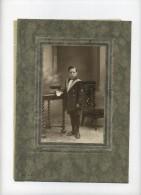 Fotographie  Rentmeesters   Oude Foto : Leuven - Louvain  Formaat 24 X 28 Cm - Photos