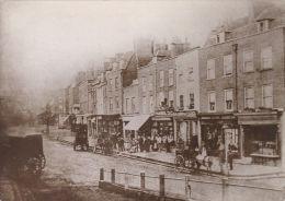 HAMPSTEAD -HIGH STREET. REPRINT - London Suburbs