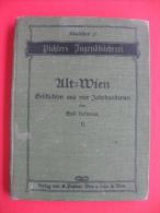 Emil Hofmann:Alt-Wien - Bücher, Zeitschriften, Comics