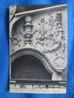 Chateau De Blois. Couronnement D'une Porte De L'Escalier Francois Ier. ND 383. - Blois