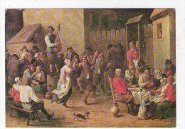 TENIERS DAVID II LE JEUNE. KERMESSE FLAMANDE - Peintures & Tableaux