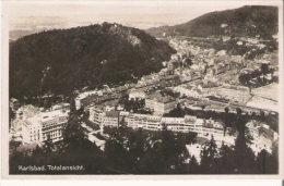 KARLSBAD (KARLOVY VARY) 1000 TOTALANSICHT - Tchéquie