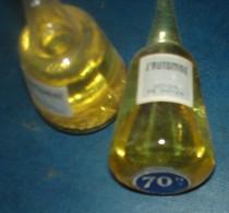 Ampoules De ParfumL'AUTOMNE.LOTION DE DOYEN. 10 Ampoules - Perfume Miniatures
