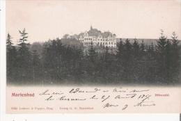 MARIENBAD (MARIANSKE LAZNE) 6342 RUBEZAHL - Tchéquie