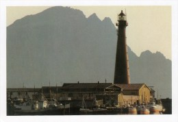 Postcard - Andenes Lighthouse, Norway. A - Lighthouses