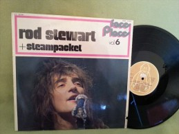 """Rod Stewart+Steampacket""""33t Vinyle""""Face And Place"""" - Collector's Editions"""