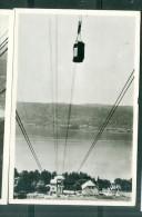 N°1539-  Annecy ( Haute Savoie )  Téléférique Du Veyrier Du Lac , La Gare De Départ Et Le Lac  Faz117 - Veyrier