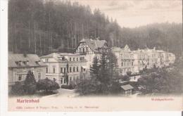 MARIENBAD (MARIANSKE LAZNE) 6292 WALDQUELIZEILE - Tchéquie