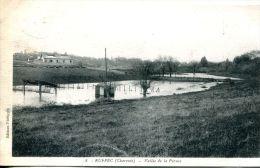 N°42522 -cpa Ruffec -vallée De La Péruse- - Ruffec