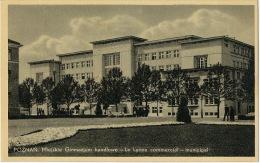 Poznan Miejskie Gimnazjum Handlowe Le Lycée Commercial  Edit Ulatowsky - Polen