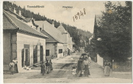 Tusnadfurdo Fosetany Edit Brunner Lajos No 1914 - Roumanie