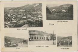 Zlatna Primaria Gara Station Valea Bulzului  Edit Traian Baicu - Roumanie