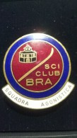 Spilla - SCI CLUB BRA - SQUADRA AGONISTICA -P100 - Sport Invernali