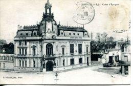 N°42535 -cpa Dreux -la Caisse D'épargne- - Banques