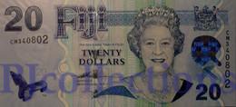 FIJI 20 DOLLARS 2007 PICK 112a UNC - Fidji