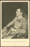 SERBIA KING ALEXANDER KARADJORDJEVIC ROYALTY OLD POSTCARD - Serbia
