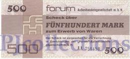 GERMANY DEMOCRATIC REPUBLIC 500 MARK 1979 PICK FX7 UNC - [ 6] 1949-1990 : RDA - Rep. Dem. Alemana