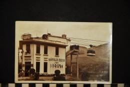 CP, 65, LOURDES Téléférique Du BEOUT Voyagé En 1942 Ed P Doucet - Lourdes