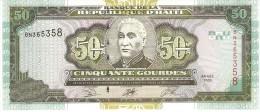 HAITI 50 GOURDES 2003 PICK 267b UNC - Haiti