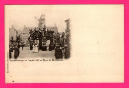Henrichemont - Comice 1902 - Place Du Marronnier - Belle Animation - Librairie BOUREUX - Henrichemont