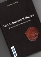 MICHEL Krimi Das Schwarze Kabinett 2014 Neu ** 20€ Philatelistische Kriminalroman New Philatelic History Book Of Germany - Allemand